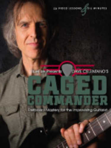 Caged Commander Course Cover