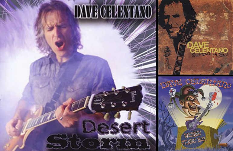 Dave Celentano Recordings 2