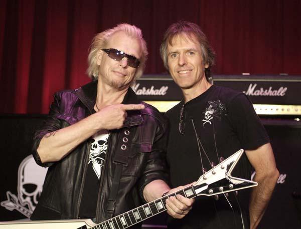 Dave Celentano and Michael