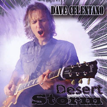 Desert Storm CD Cover
