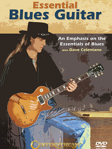 Essential Blues DVD Cover