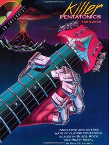 Killer Pentatonics Music Book Cover