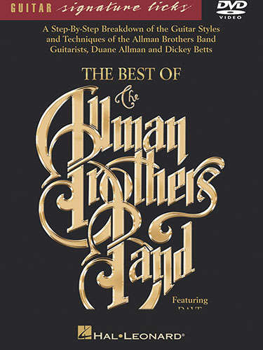The Allman Brothers Band DVD Cover
