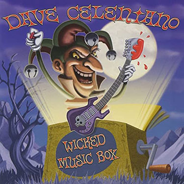 Wicked Music Box CD Cover