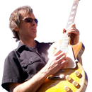 Dave Celentano Playing Guitar